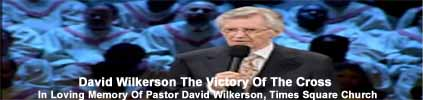 David Wilkerson The Victory Of The Cross