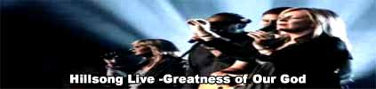 Hillsong Live -Greatness of Our God