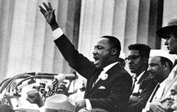 Click For Video And Audio Sermon Of Martin Luther King