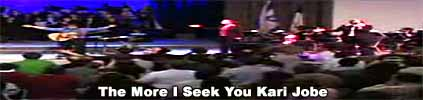 The More I Seek You Kari Jobe